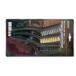 Steel wire brush 3 pcs