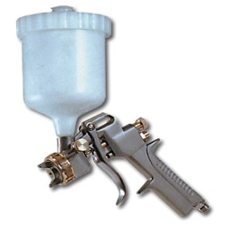 Spray gun kit, 5 pcs.