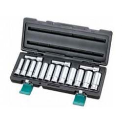 Zestaw nasadek HONITON 15 elem. 1/2? 10-24 mm Honidriver