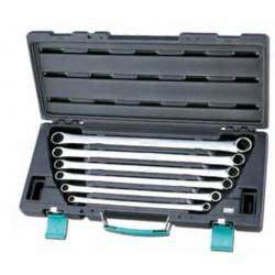 Klucze oczkowe honidriver HONITON 10-24 mm, 6 elem., Honidriver