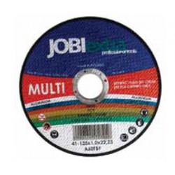 Metal cutting disc (MULTI) 125 x 1,0 x 22
